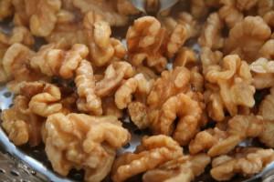 Drain Walnuts
